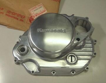 カワサキ Z200 Z200-A3 クラッチカバー 絶版新品
