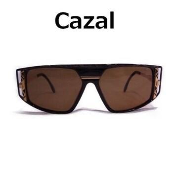 送料込 希少 CAZAL カザール ヴィンテージ 374 サングラス 美品★dot