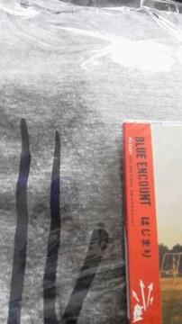 即決 BLUE ENCOUNT IMC限定!「はじまり」Tシャツセット 限定 M