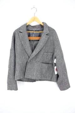 EMODA(エモダ)バルキーワイドジャケット ショートパンツ セットアップセットアップ