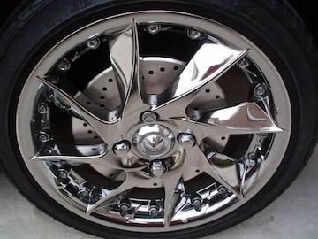 3色★ドラムブレーキカバーアルミ削り出し