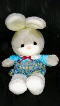 大 ウサギ 兎 ヨシトク 昭和 レトロ うさぎ ぬいぐるみ 人形