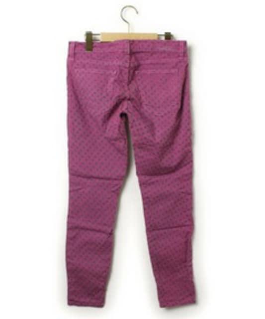 カレントエリオット  スキニーパンツ デニム 25 < 女性ファッションの