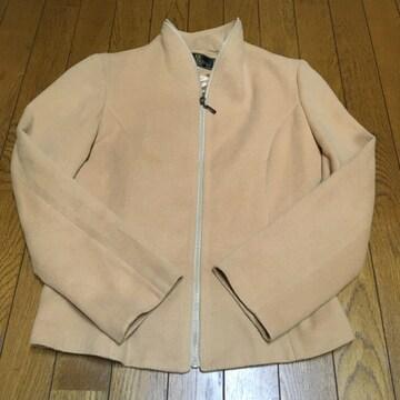 ヴィンテージ フェンディ ウールジャケット キャメル L 美品