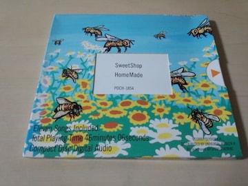 スィートショップCD「ホームメイド」SWEET SHOP笹路正徳P●