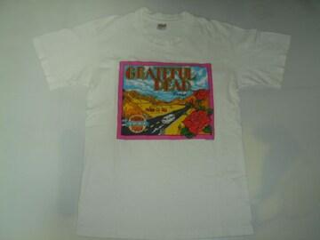 グレイトフル・デッド サマーツアー1994TシャツUSAアメリカ製M白