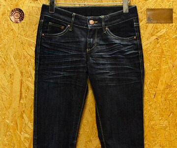 H&M(エイチ・アンド・エム)スリムスキニーW25(75cm)股下70cm