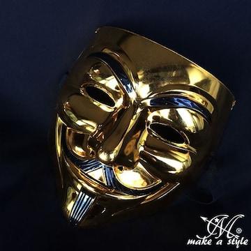 ヒップホップ ダンス マスク お面 アノニマス ガイフォークス438