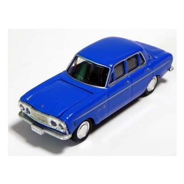タルガ 限定 タッカー GT-R 1/64 プリンス S50 スカイライン2000 GT-B ブルー ミニカー