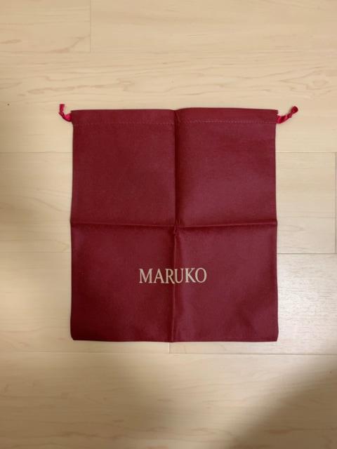 ☆MARUKO 保存袋☆ < 女性ファッションの
