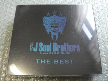 三代目 J Soul Brothers【THE BEST/BLUE IMPACT】初回CD+Blu-ray
