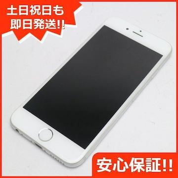 ●安心保証●美品●DoCoMo iPhone6 64GB シルバー●白ロム