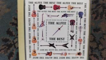 THE ALFEE(アルフィー) THE BEST ベスト+カラオケ 2枚組ベスト