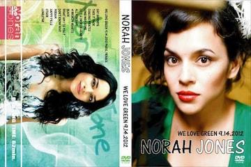 NORAH JONES WE LOVE GREEN IN PARIS 2012 ノラジョーンズ