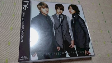 *☆JYJ☆The...(CD+DVD)初回限定!!