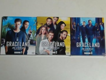 DVD[海外ドラマ/完結]グレイスランド西海岸捜査ファイル コンパクトBOX