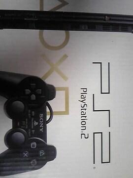 PS2箱、説明書付き