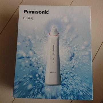美品 Panasonic 毛穴洗浄 角質クリア EH-SP55