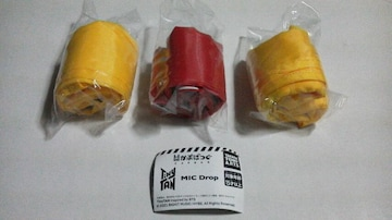 Tiny TAN カプバッグ MIC Drop (Jin・RM・j-hope) 3個セット