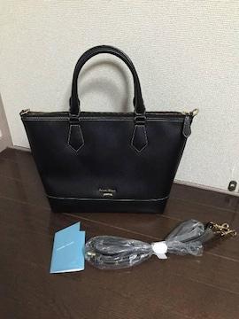 新品サマンサタバサ シンプル2wayバッグ