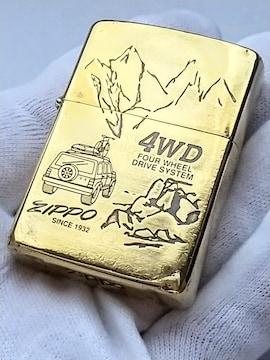 ZIPPO 4WD ジッポライター