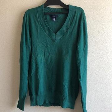 ☆Gap*Vネックセーター*Mサイズ(古着)