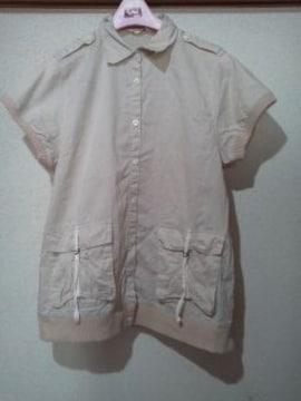 オリーブデオリーブ綿のトップス/送料180