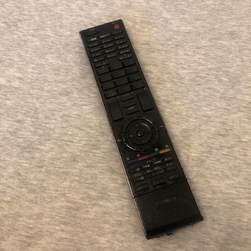 即決 TOSHIBA 東芝 デジタルテレビ リモコン