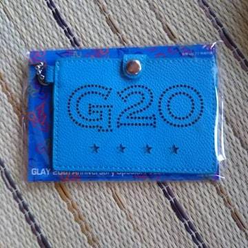 G20 パスケース 未使用