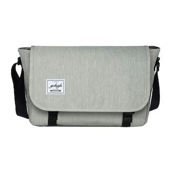 防水仕様ショルダーバッグ メッセンジャーバッグ 大容量 G