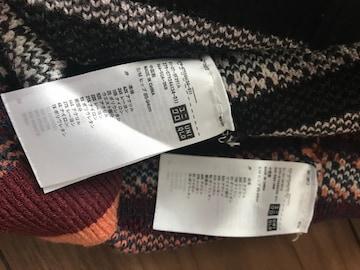 UNIQLOヒートテック☆毛糸のパンツ風2枚セット
