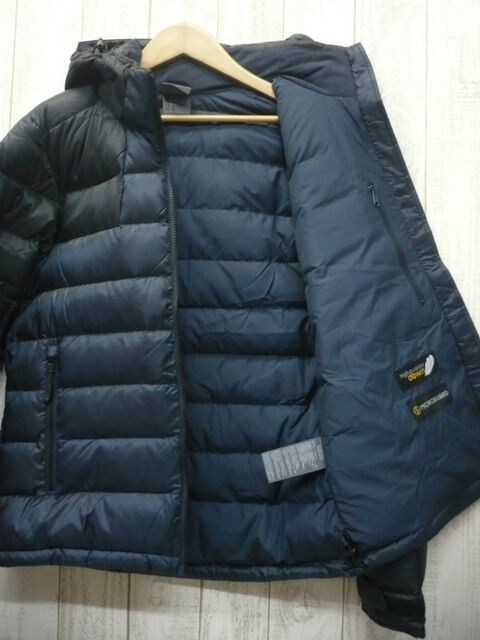 即決☆ジャックウルフスキン 特価 2WAY ダウンジャケット NB/L 700FP < 男性ファッションの