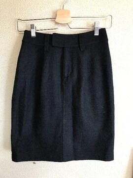 ウールカーゴタイトスカート新品ディノスルアール