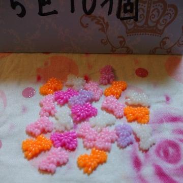 小さなお花ネイルサイズ10個