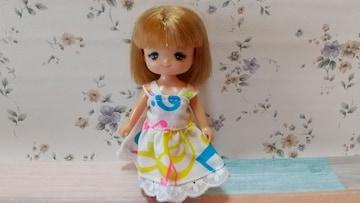 ハンドメイドNo.174 送料込み ミキマキちゃん 洋服