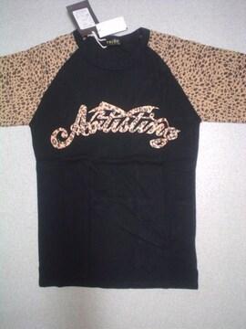 在庫処分*新品激安*超お買い得!TRIXYのTシャツ・ラメ入・黒