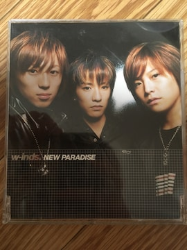 w-inds. NEWPARADISE CD