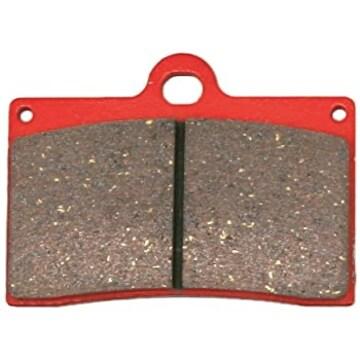 DAYTONA(デイトナ) ブレーキパッド 赤パッド brembo 4POT・1PIN
