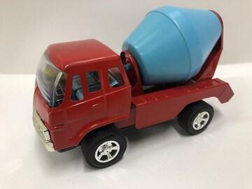 ☆ブリキのおもちゃ ミキサー車 新品