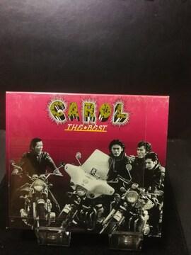 キャロル ザ ベスト CD&DVD 曲目画像掲載 送料無料