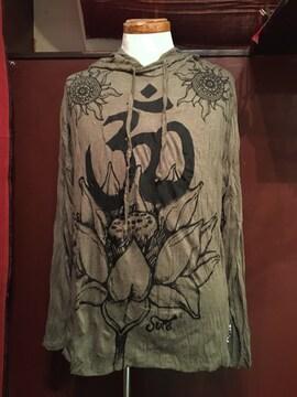 オームロータスロンT★アジアン★サイケ★エスニック★太陽★