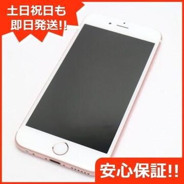 ●安心保証●超美品●docomo iPhone6S 32GB  ローズゴールド●