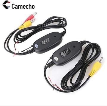 Camecho ワイヤレスキット 2.4Gワイヤレストランスミッター レ