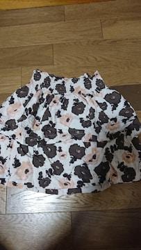 チャオパニック☆花柄スカート☆