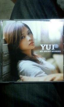 YUICD「MYSHORTSTORIES」通常版