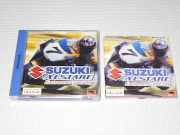 DC★SUZUKI ALSTARE EXTREME RACING 海外版
