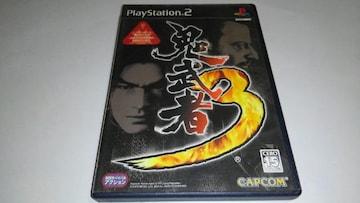 PS2/【4本迄送料180円!!】鬼武者3【説明書付き】★即決★