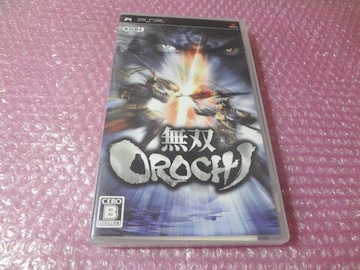 特価PSP 無双OROCHI