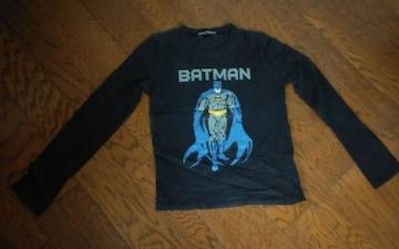 140 DOLCE&GABBANA 黒 長T BATMAN