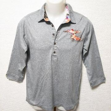 美品、TAKEO KIKUCHI(タケオキクチ)のポロシャツ